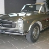 Mercedes Benz 230 SL Pagoda Cabrio Hard-Top